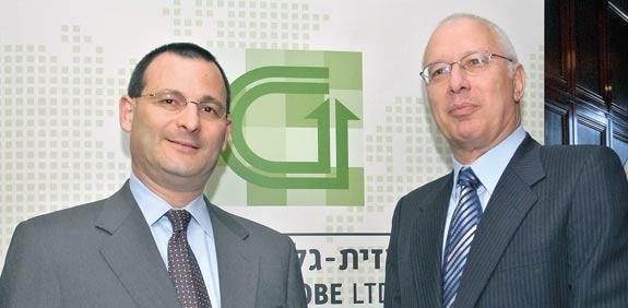 Chaim Katzman Dori Segal